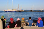1 KOS ISLAND, REFUGEES, THE HARBOR (9)