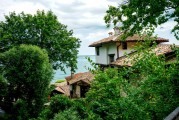 13 BULGARIA, BLACK SEA COAST, BALCHIK PALACE OF REGINA MARIA OF ROMANIA (4)