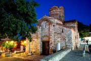 9 dBULGARIA, NESSEBAR (ANCIENT MESSIMBRIA) HOLY SAVIOR CHURCH 16th c (19)