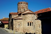 9 dBULGARIA, NESSEBAR (ANCIENT MESSIMBRIA) HOLY SAVIOR CHURCH 16th c (2)