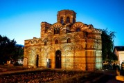 9b BULGARIA, NESSEBAR (ANCIENT MESSIMBRIA) CHURCH OF PANTOKRATOR, 13th century (7)