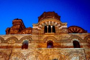 9b BULGARIA, NESSEBAR (ANCIENT MESSIMBRIA) CHURCH OF PANTOKRATOR, 13th century (9)