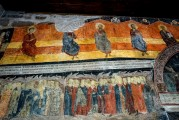 9c BULGARIA, NESSEBAR (ANCIENT MESSIMBRIA) CHURCH OF ST.STEFAN 10th c. AD - Paintings 16th c (15)