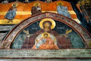9c BULGARIA, NESSEBAR (ANCIENT MESSIMBRIA) CHURCH OF ST.STEFAN 10th c. AD - Paintings 16th c (45)