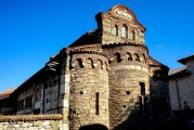9c BULGARIA, NESSEBAR (ANCIENT MESSIMBRIA) CHURCH OF ST.STEFAN 10th c. AD - Paintings 16th c (5)