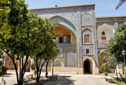 SHIRAZ, Madrasa-e-Khan Theological school (1)