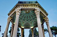 SHIRAZ, Tomb of Hafez (4)