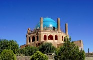 JANZAN, Soltaniyeh Dome (14th c) (1)